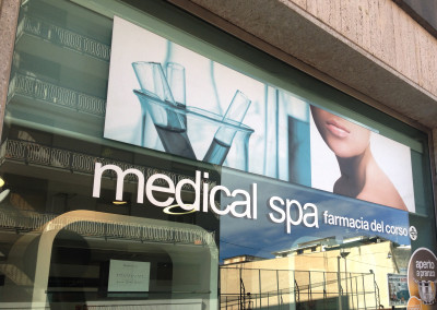 farmacia del corso medical spa