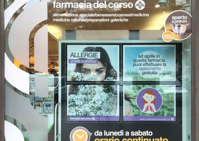 farmacia del corso acireale vetrina 2